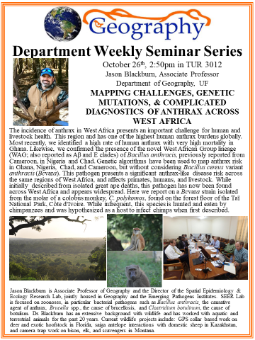 Mapping Challenges, Genetic Mutations, and Complicated Diagnostics of Anthrax Across West Africa