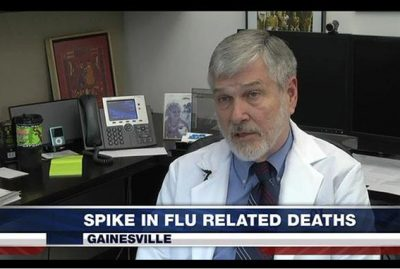 EPI director warns of a severe flu season