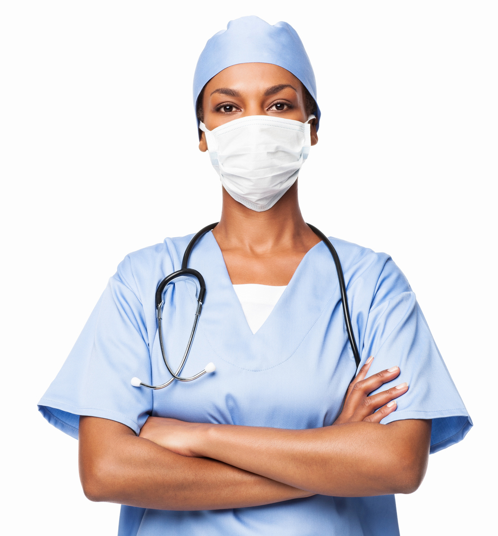 Medical masks as good as respirators at preventing flu transmission