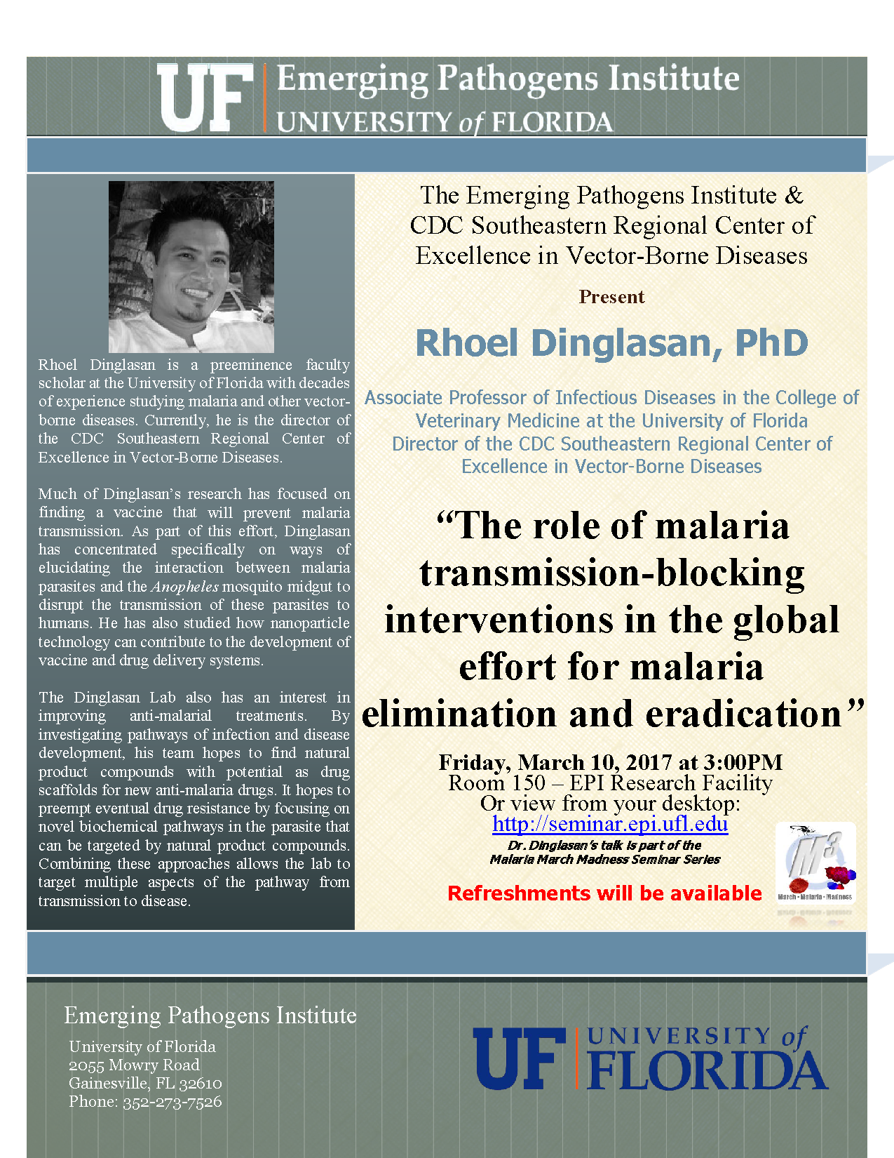 The role of malaria transmission-blocking interventions in the global effort for malaria elimination and eradication